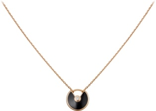 カルティエ(Cartier) AMULETTE DE CARTIER NECKLACE
