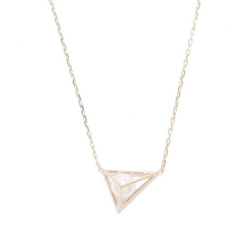 ジュピター(JUPITER) TETRAHEDRON NECKLACE