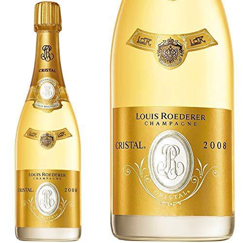 ルイ・ロデレール(LOUIS ROEDERER) クリスタル・ブリュット・ビンテージ