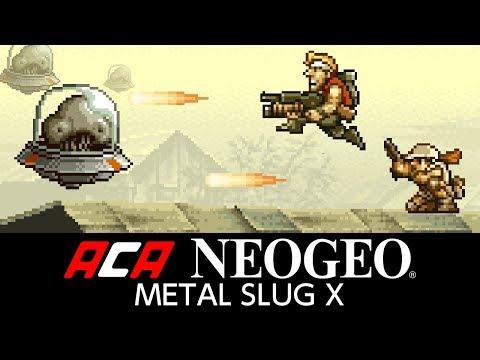 メタルスラッグX - SNK