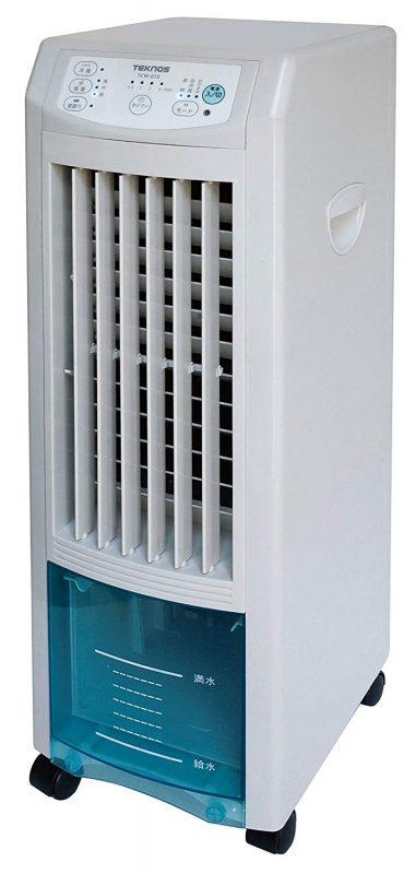 テクノス(TEKNOS) スリムタイプ冷風扇 TCW-010