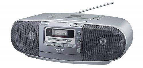 パナソニック(Panasonic) ポータブルCDラジカセ RX-D47