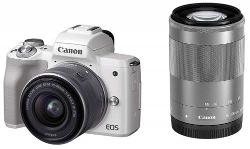 キヤノン(Canon) ミラーレスカメラ EOS Kiss M