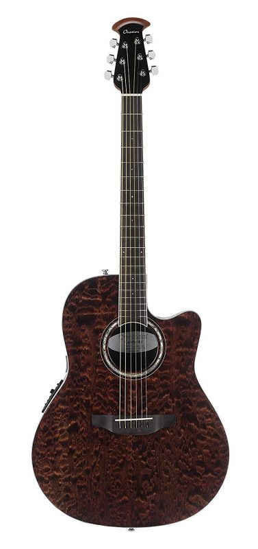 オベーション(Ovation)  エレアコ Celebrity Standard Plus Super Shallow Body CS28P TGE Tiger Eye