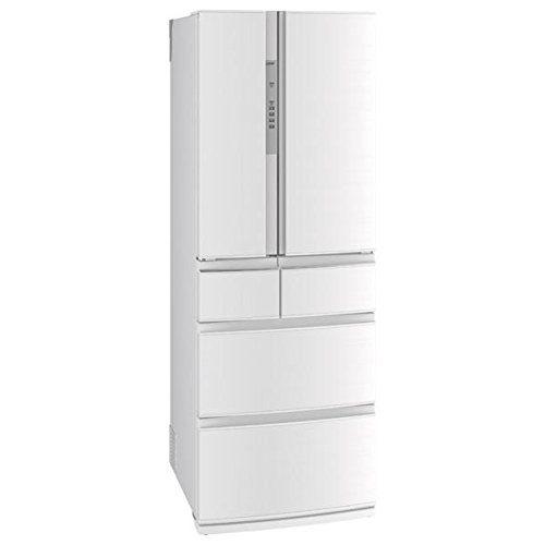 三菱電機(MITSUBISHI) 6ドア冷蔵庫 置けるスマート大容量 RXシリーズ MR-RX46C