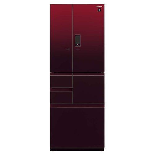 シャープ(SHARP) プラズマクラスター冷蔵庫 メガフリーザー SJ-GX55E