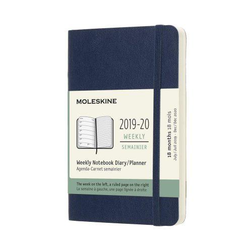 モレスキン(MOLESKINE) 手帳 DSB2018WN2Y20
