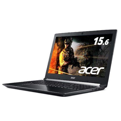 エイサー(Acer) ノートブック Aspire 7 A715-72G-F76H
