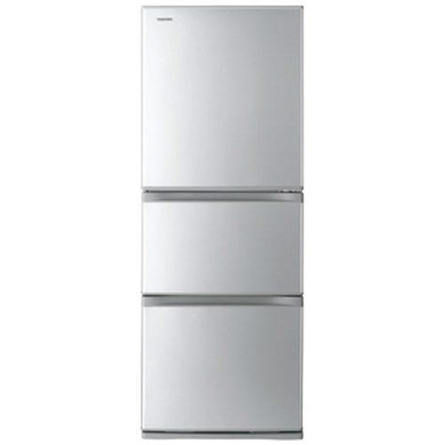 東芝(TOSHIBA) 冷凍冷蔵庫 VEGETA 330L GR-R33S