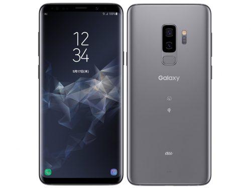 サムスン(Samsung) Galaxy S9+