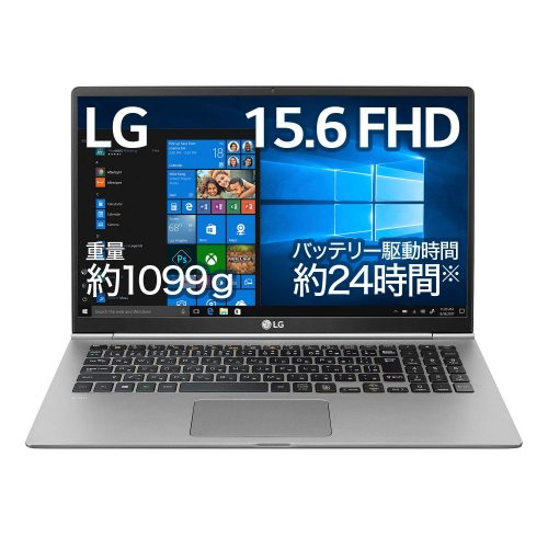 LGエレクトロニクス(LG Electronics) gram 15Z-990-VA76