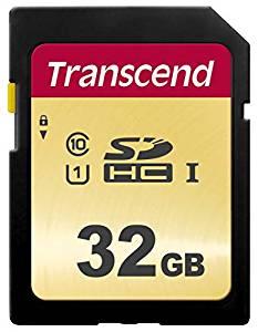 トランセンド(Transcend) SDHCカード 32GB TS32GSDC500S-E