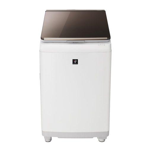 シャープ(SHARP) タテ型洗濯乾燥機 ES-PT10C