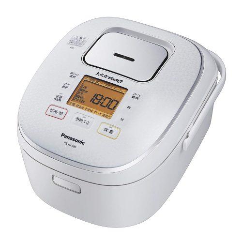 パナソニック(Panasonic) IHジャー炊飯器 1升 SR-HX188