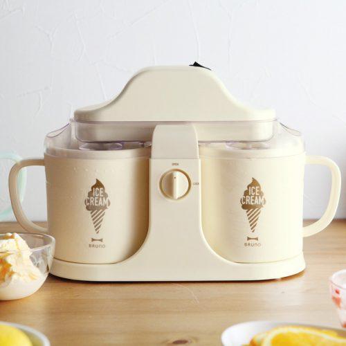 ブルーノ(BRUNO) デュアルアイスクリームメーカー