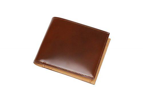 ギリュックリヒャ ケアル(Glucklicher Kerl) コードバン二つ折財布
