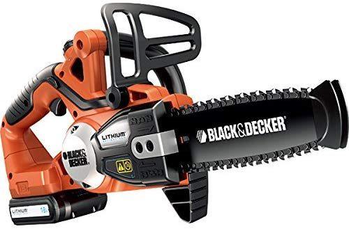ブラック・アンド・デッカー(BLACK+DECKER) チェンソー GKC1820L2