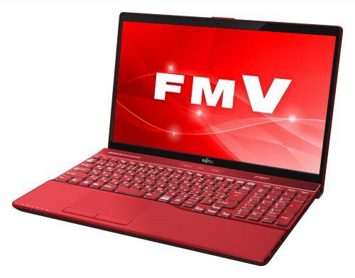 富士通(Fujitsu) 15.6型ノートパソコン FMV LIFEBOOK AHシリーズ WA3/C2