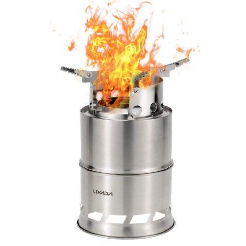 Lixada 焚き火台