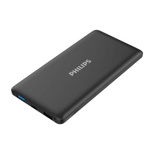 フィリップス(PHILIPS) 薄型モバイルバッテリー 10000mAh DLP6712N