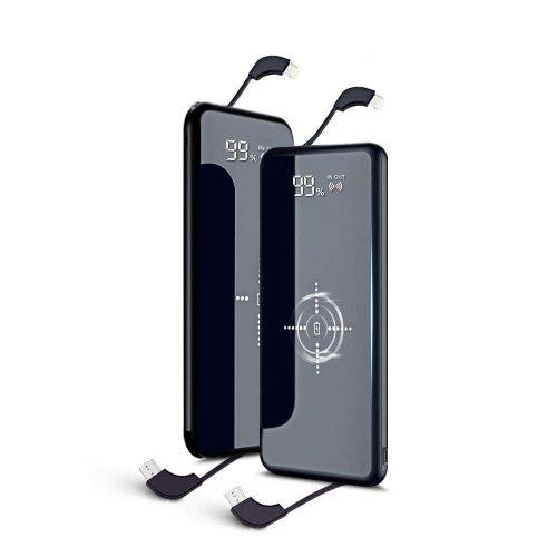 Petasonien Qi対応薄型モバイルバッテリー 10000mAh black-01