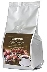 エクーア(eecooa) バラココーヒー フィリピン産リベリカ種