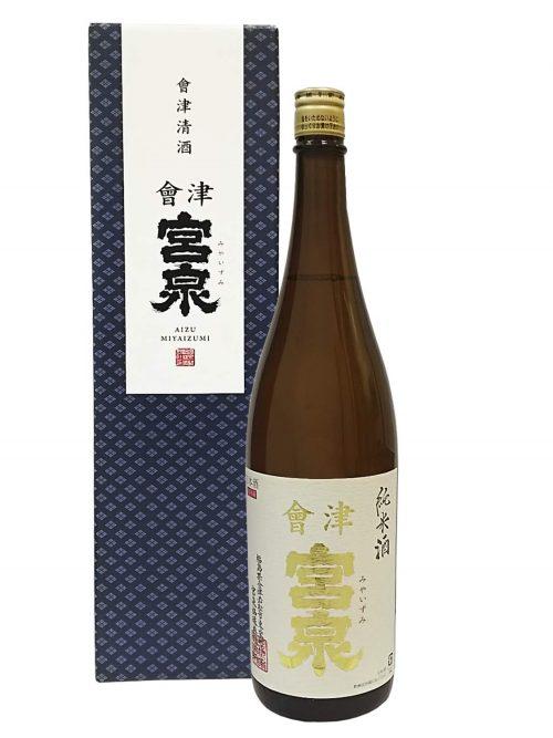 宮泉銘醸 会津宮泉 純米酒