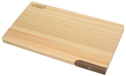 ダイワ産業 木製まな板 ひのき 30cm