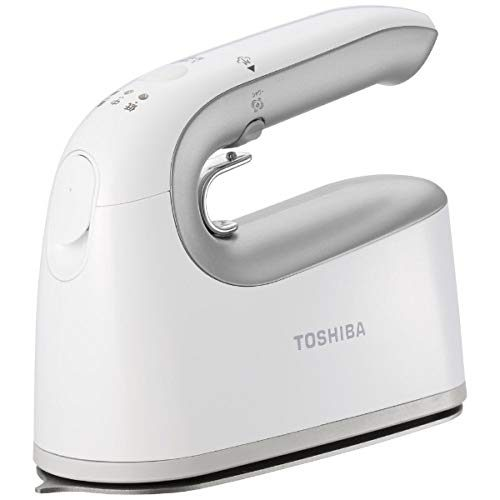 東芝(TOSHIBA) コードレス衣類スチーマー La・Coo S TAS-X4