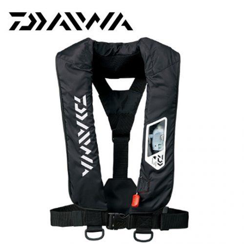 ダイワ(Daiwa) ウォッシャブルライフジャケット 肩掛けタイプ手動・自動膨脹式 DF-2007