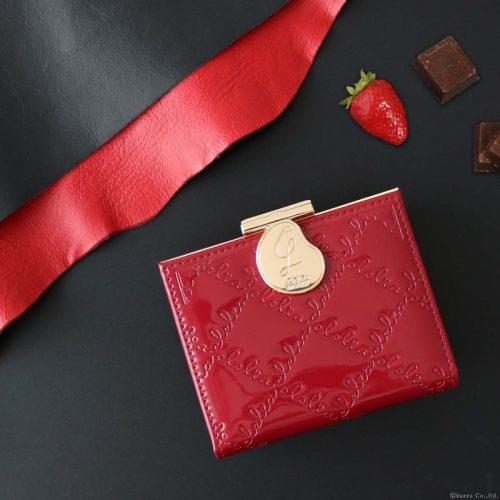 クレリア(Clelia) ルーチェ 二つ折り財布