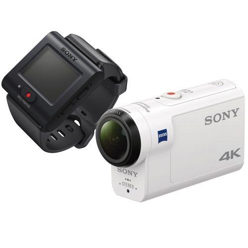 ソニー(SONY) デジタル4Kビデオカメラレコーダー Actioncam FDR-X3000R