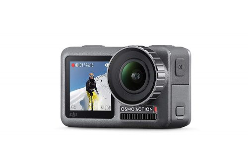 ディー・ジェイ・アイ(DJI) 4K60fps対応アクションカメラ OSMO ACTION