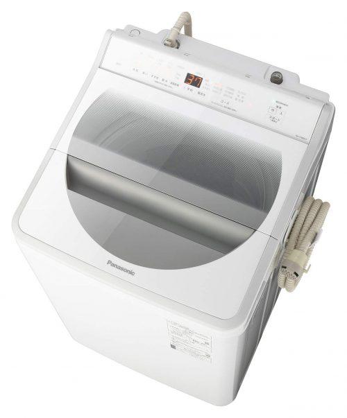 パナソニック(Panasonic) 全自動洗濯機 8.0kg NA-FA80H7
