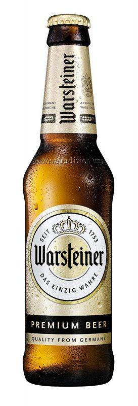 ヴァルシュタイナー(Warsteiner) プレミアム ビール