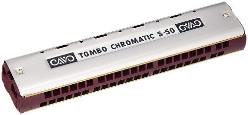 トンボ(TOMBO) クロマチックハーモニカ S-50