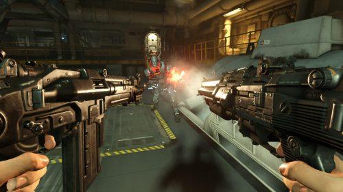 Wolfenstein II: The New Colossus - ベセスダ・ソフトワークス