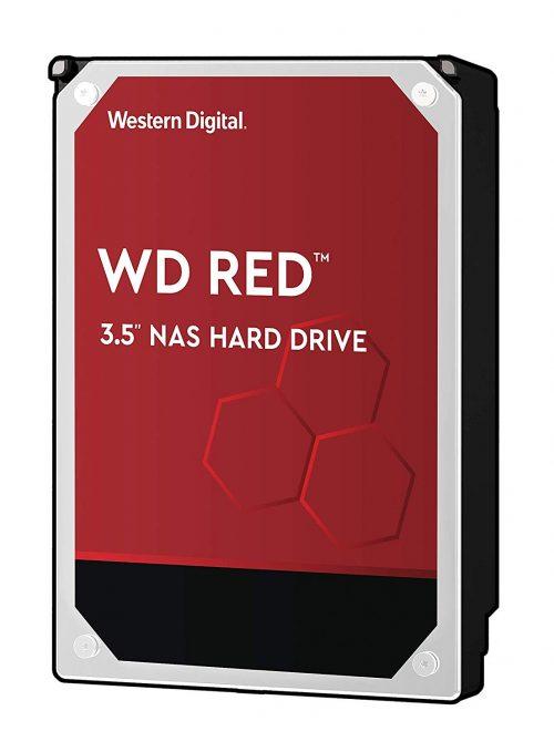 ウェスタンデジタル(Western Digital) 内蔵HDD WD Red 8TB WD80EFAX