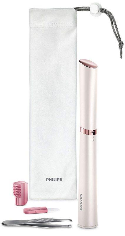 フィリップス(Philips) レディースシェーバー 顔・体用 サテンコンパクト HP6393/00