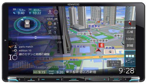 JVCケンウッド(KENWOOD) MDV-M906HDL