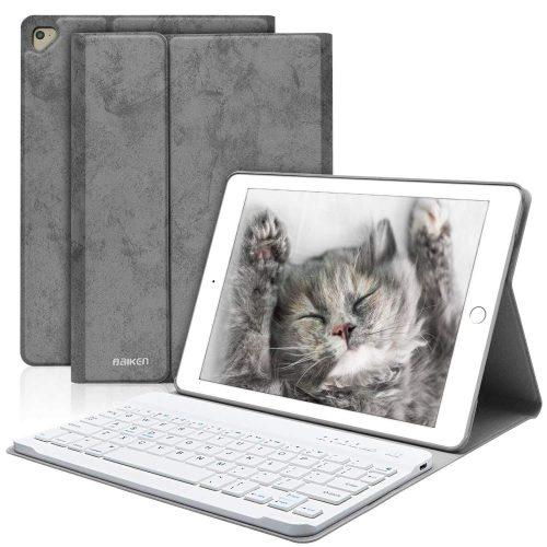 BAIKEN iPad 9.7 キーボードカバー JPBK_FGZB9.7KC_GL