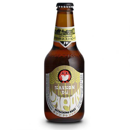 常陸野ネストビール(HITACHINO NEST BEER) セゾン・ドゥ・ジャポン