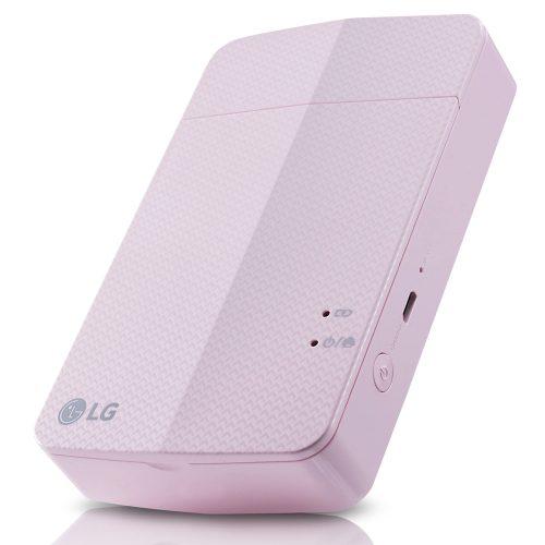 LGエレクトロニクス(LG Electronics) モバイルプリンター Pocket Photo PD251