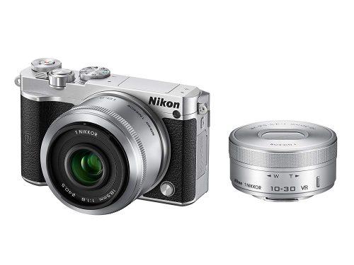ニコン(Nikon) Nikon1 J5 ダブルレンズキット J5WLKSL