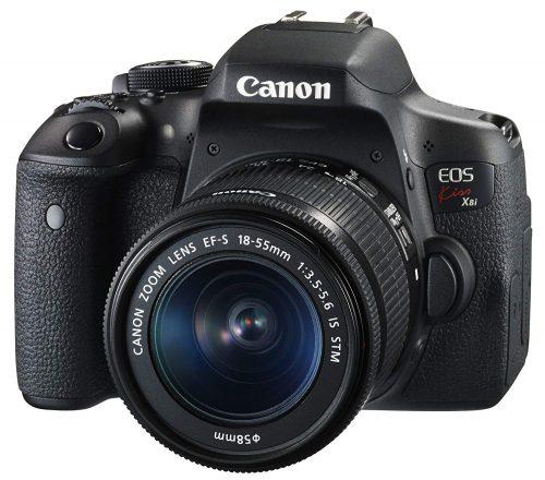 キヤノン(Canon) EOS Kiss X8i レンズキット KISSX8I-1855ISSTMLK