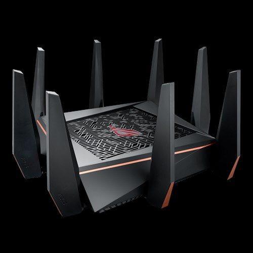 エイスース(ASUS) WiFi無線LANルーター ROG Rapture GT-AC5300
