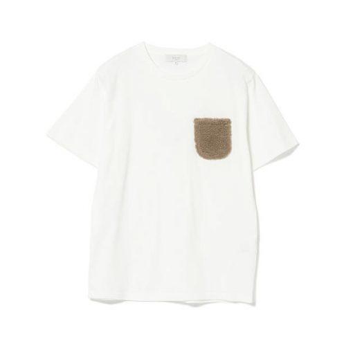 ビーミングバイビームス(B:MING by BEAMS) ボアポケットTシャツ