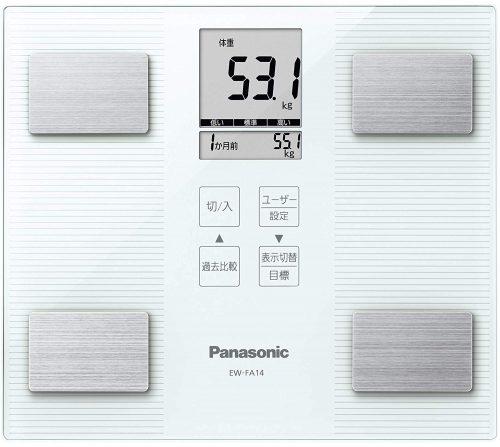 パナソニック(Panasonic) 体組成バランス計 EW-FA14