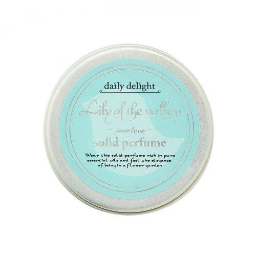 デイリーディライト(daily delight) 練り香水 スズラン