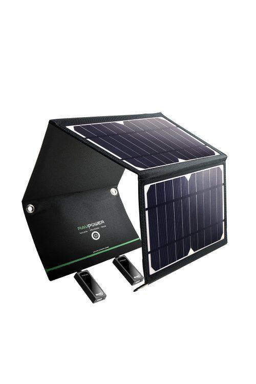 ラブパワー(RAVPower) ソーラーチャージャー RP-PC008